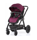 steel frame baby stroller with EN1888