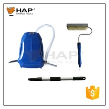 Hapow Convenient Electric Brush paint roller with Extendable Rods