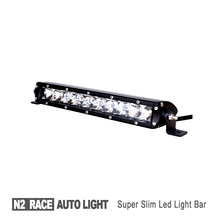N2 wholesale Super Slim Single Row 4x4 auto spare parts curved c ree led light bar 120W 180W 240W 288W 50 inch led
