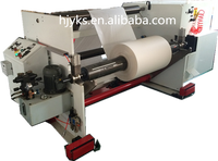 Hot selling coffee cup paper slitting machine