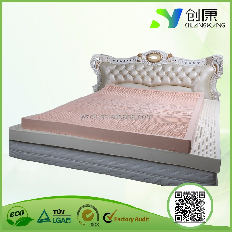 Wholesale high quality anion discount anion natural latex mattress