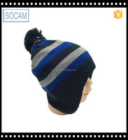 High quality fashion child hat for winter