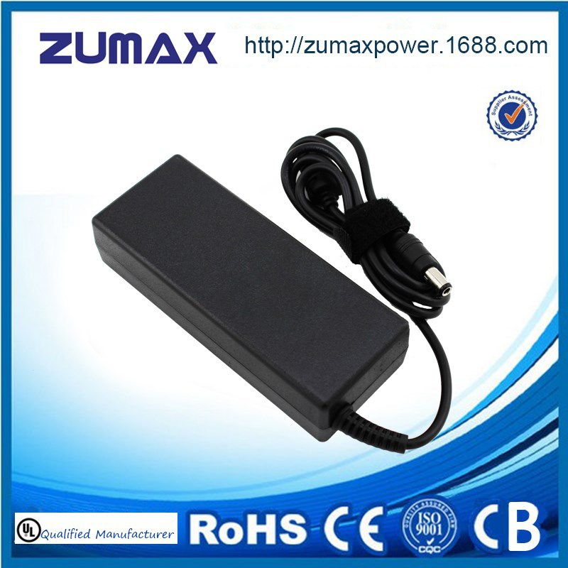 Free Sample AC 100-240V 15V 5A 75W laptop adapter