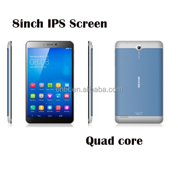 2015 newest IPS HD touch screen 8inch tablet pc