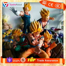 Hand-carved crafts&gifts figurine z action figures toys Big dragon ball
