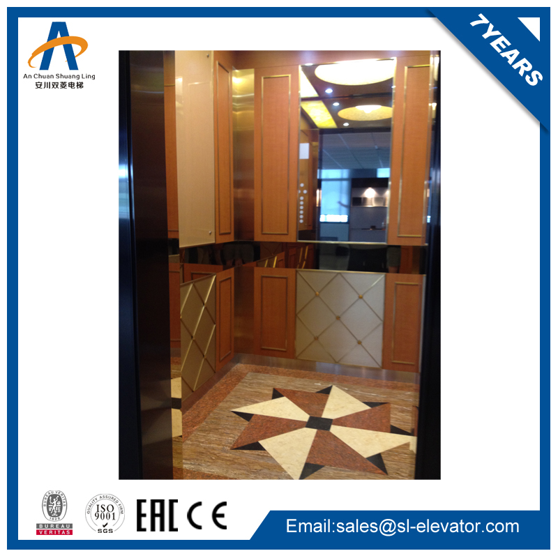 2015 wholesale high speed small shaft wheelchair elevator lift
