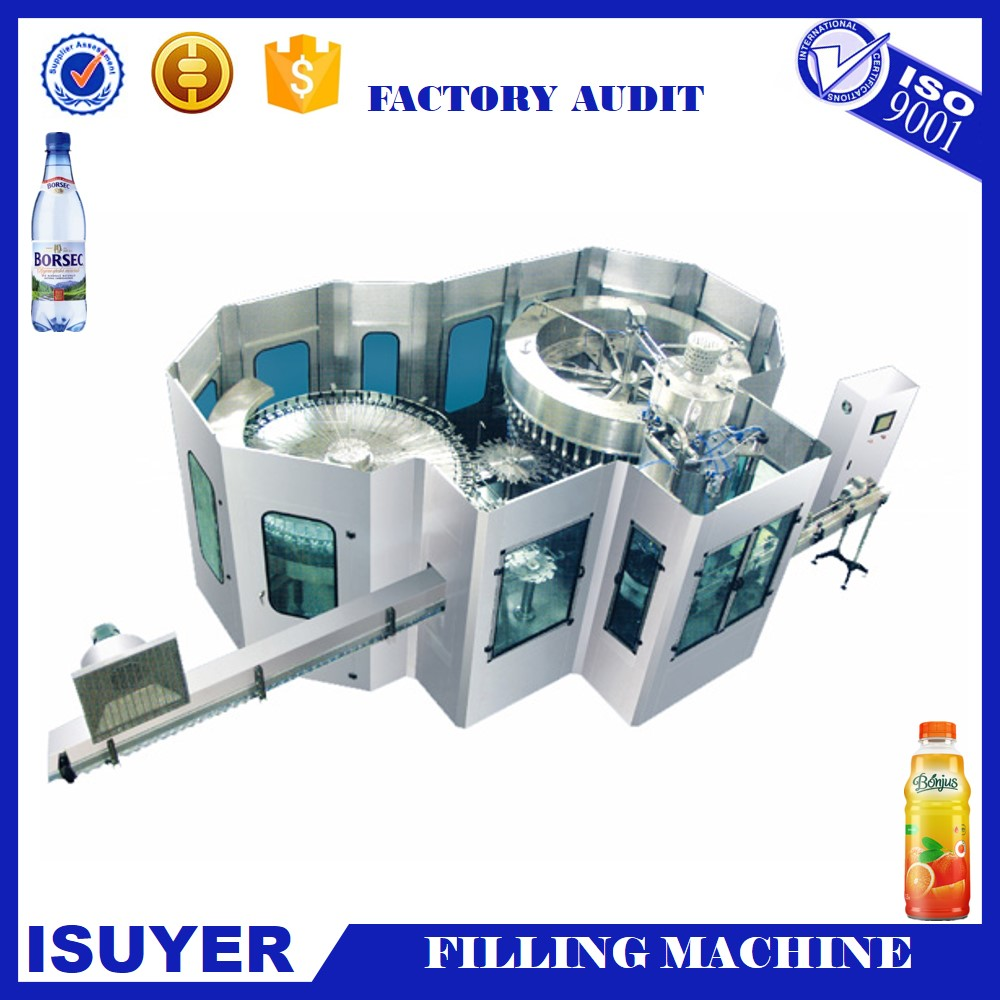 Hot New Products Safe Filling Water with Quality Assurance