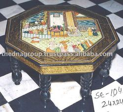 Indian Painted Furniture