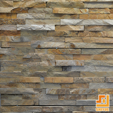 Fashion interior decorative cheap multicolor culture stone veneer lowes