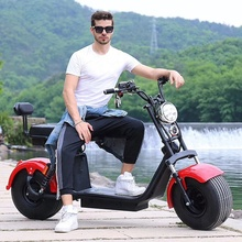 TRUMKI 60V 2000w 20Ah battery City Coco Electric Scooter two Wheel Electric Bike