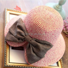 fashion trends summer 2017 ladies dress hats wholesale with mexican decoration