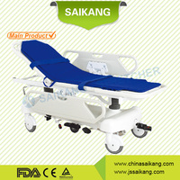 CE FDA ISO13485 Marked Trolley For Patients Surgery Room