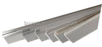 2013 Hot Sale 6063 T5 Aluminum Angle