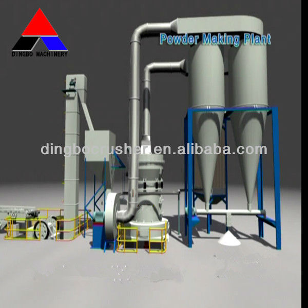 Shanghai Limestone and Calcite Pulverizer,China Limestone Powder Grinding Mill/Chinese Calcite High Pressure Raymond Mill