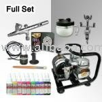 Nail Art Air Brush Package Set