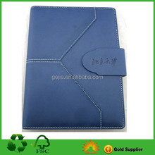 Wholesale College Leather Notebook Cover