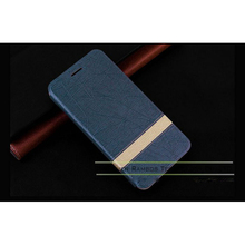 Foldable PU Leather Cover Mobile Phone Wallet Card Holder Case For Lenovo P700