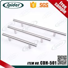 good quality stainless steel furniture / cabinet handle knobs