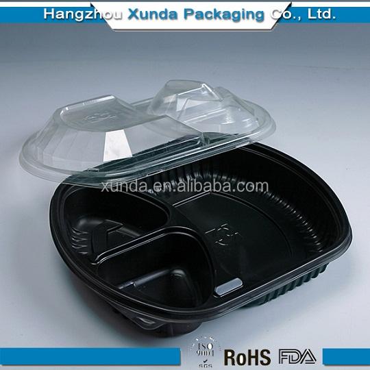 High Quality Cheap plastic dome lunch box