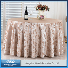 Y201 black linen table cloth for wedding