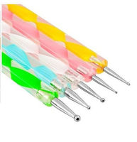 Dotting Pen Set for Nail Art Manicure Pedicure