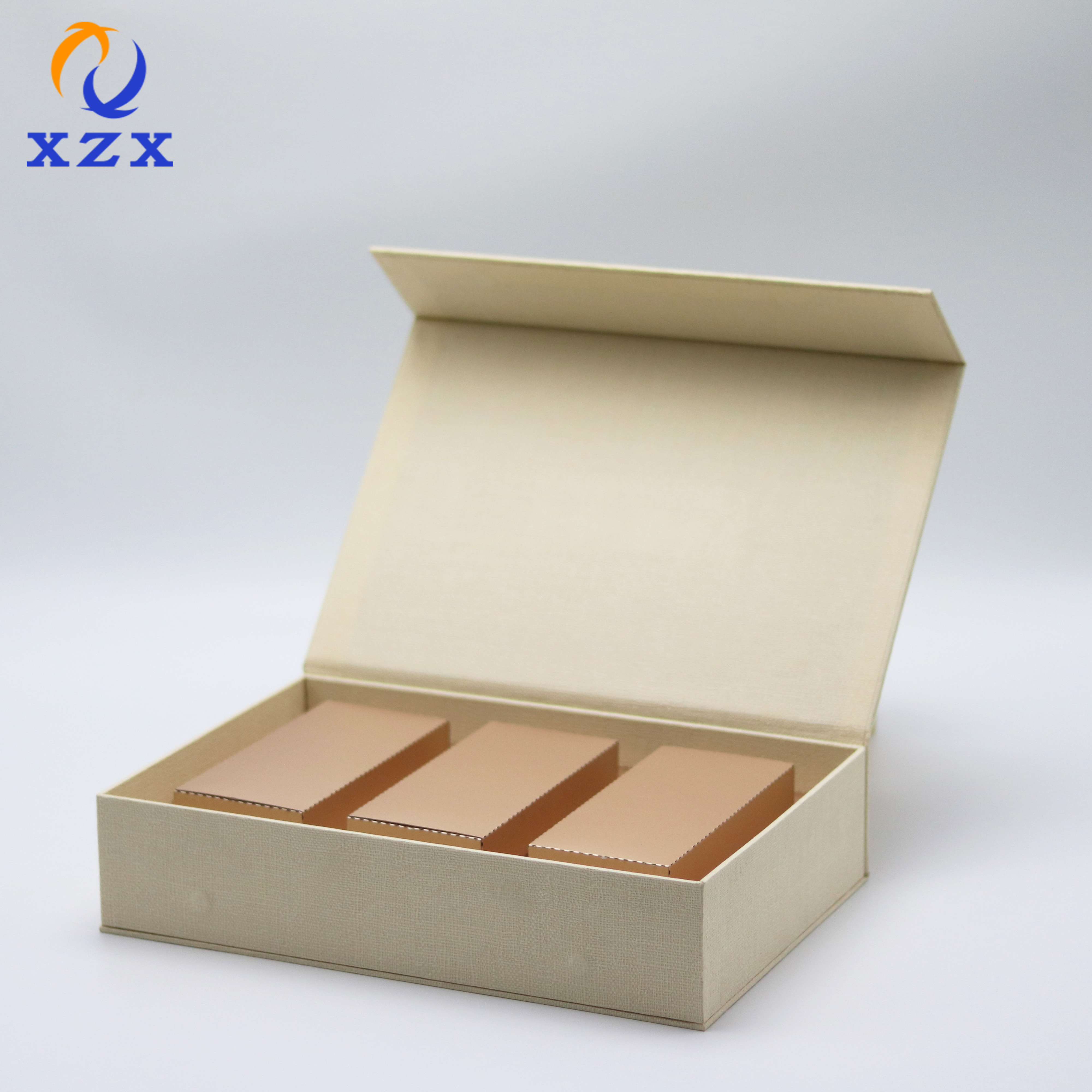 Custom large gift boxes gift boxes wholesale Texture box