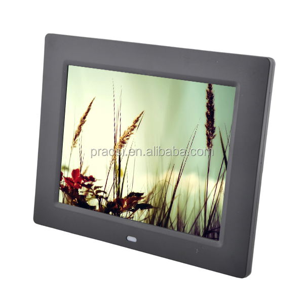 high quality 8 inch lcd screen android wifi wall advertisement display box digital photo frame
