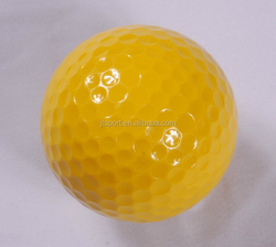 Two Piece Ball Conformation and 80 - 90 Hardness promotional golf ball