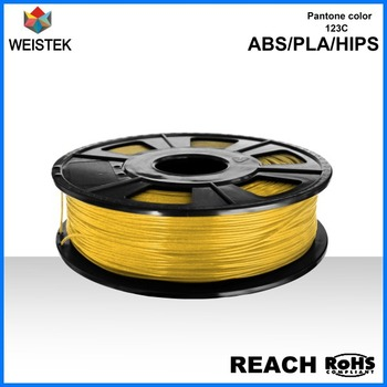 Weistek high quality filament 3d printer material supplies