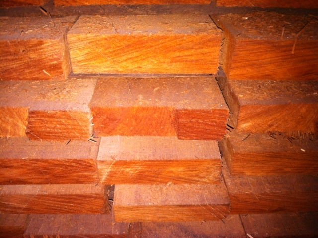 Red Meranti Sawn Timber (2'x8' up)