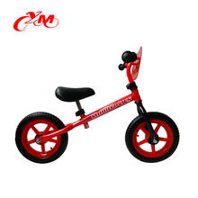 Wholesale ride on 16 inch balance bike Walker Type/best bikes balance for kids/Steel Material balance bike for 4 year old
