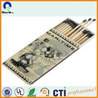 wholesale personalized vintage wooden safety matches in bulk