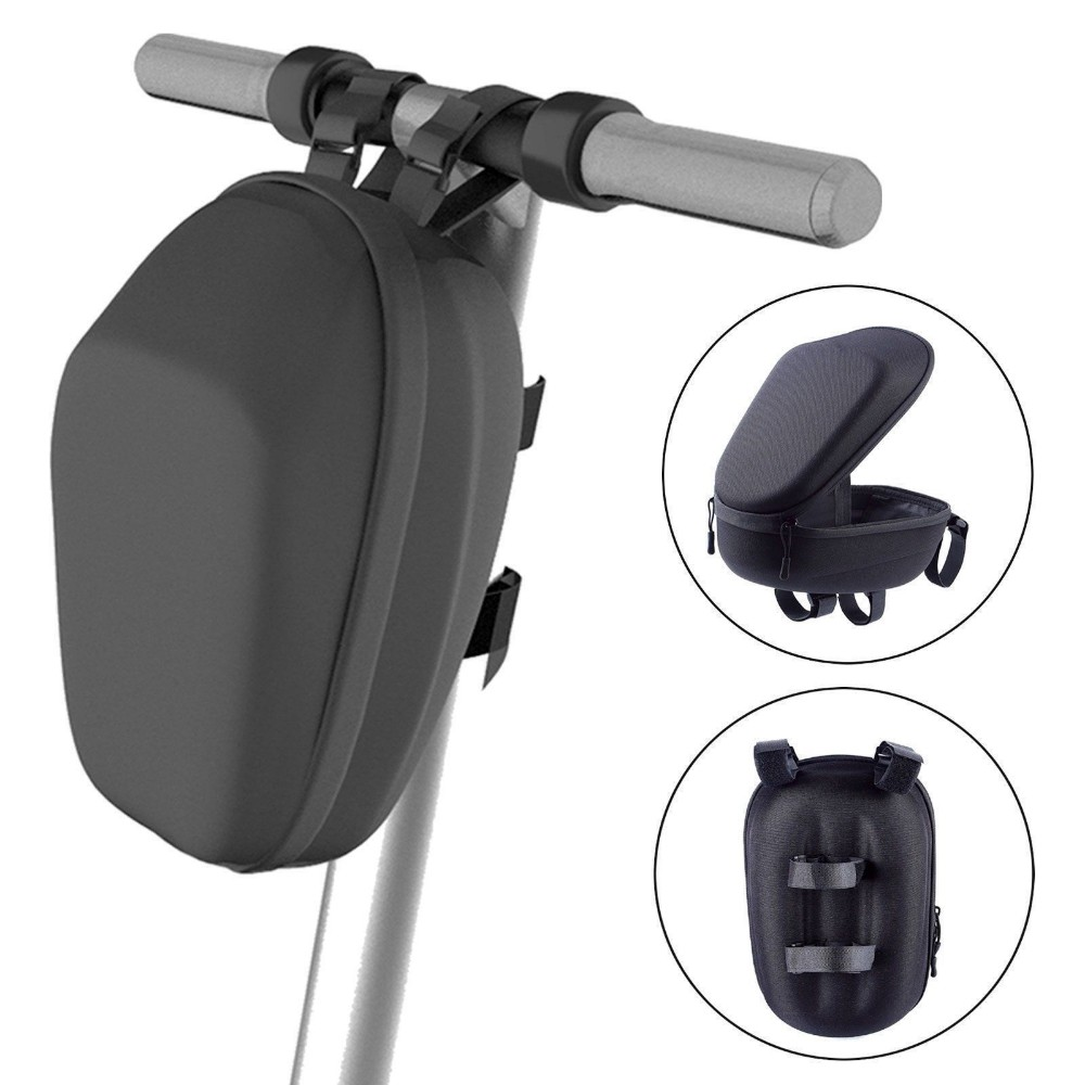 Universal-Electric-Scooter-Head-Handle-Front-Bag