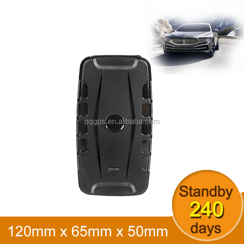 GPS accuracy car locator, Anti theft gps vehicle tracker with long battery life