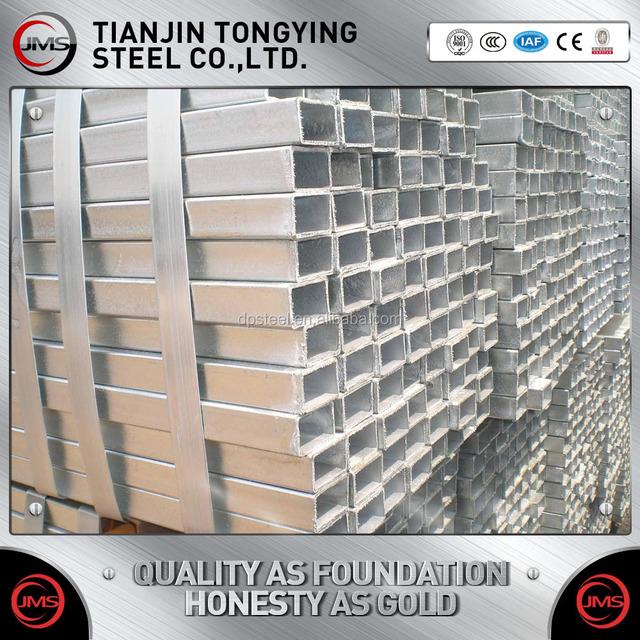 China Manufacturer Square /Rectangular Pipe/Tube alibaba com