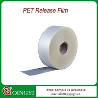 China qingyi pet film for heat transfer printing plastic