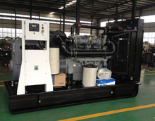 640KW diesel generator set 60HZ also available