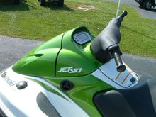 New 2004 Kawasaki 1200 Stx-r High Performance Jet Ski