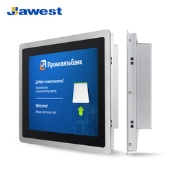 OEM / ODM ten point capacitive touch screen 19 inch touch screen tablet pc for kiosk and automation usage