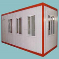 2016 New Design Fashion cheap 20ft container office container hotel /20ft container houses