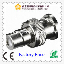 Rg11 Rg6 Electrical Compression F Connector with PBT-GF20