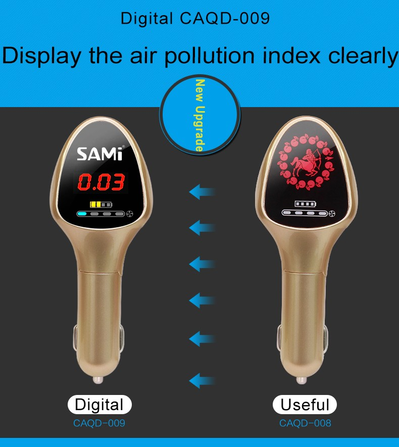 High sensitive formaldehyde detector Formaldehyde and TVOC Detector /Air Quality detector