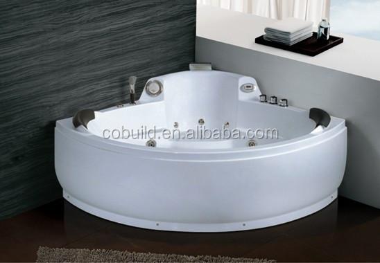 Whirlpool Bad Kwaliteit ~   bad hoek, chinese kwaliteit helder acryl vrijstaand bad whirlpool