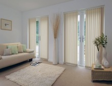 automatic vertical blinds/sheer blinds