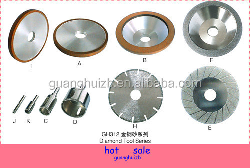 Diamond Tools Series For Grinding/Cutting/Engraving Stone