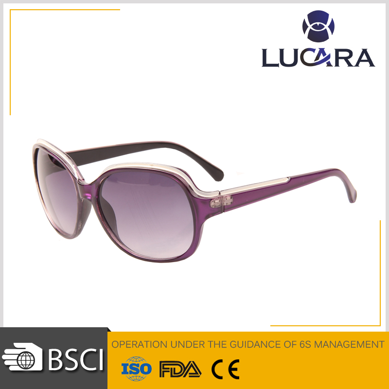 Laura Fairy Good Price Custom Summer Full Rim Metal Sunglasses With Color Lenses