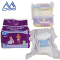 Hot-selling soft comfortable cute disposable baby diapers manufacturers in China