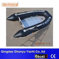 3m cheap fishing boat inflatable pvc dinghy for sale