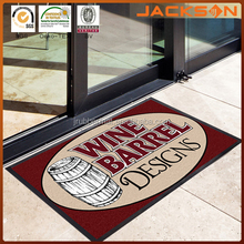 Heavy Duty Large Small Anti-slip New Carpet Design Logo Mat