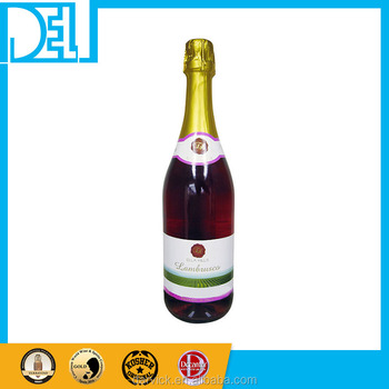 Italy Imported Kosher Original Ella Hills Sparkling Tasty Vino Rosato Spumante Red Wine for party
